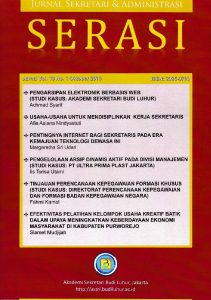 Cover Jurnal Vol 13 Oktober 2016